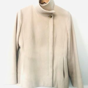 Cole Haan Short wool/ Cashmere blend Jacket